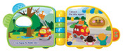 Vtech Toot Toot Drivers Car'S Big Day Book