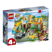 LEGO Junior Toy Story Adventures of Buzz and Bo Peep on Playground