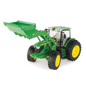 John Deere 1:16 6210R Tractor with Loader | 46074