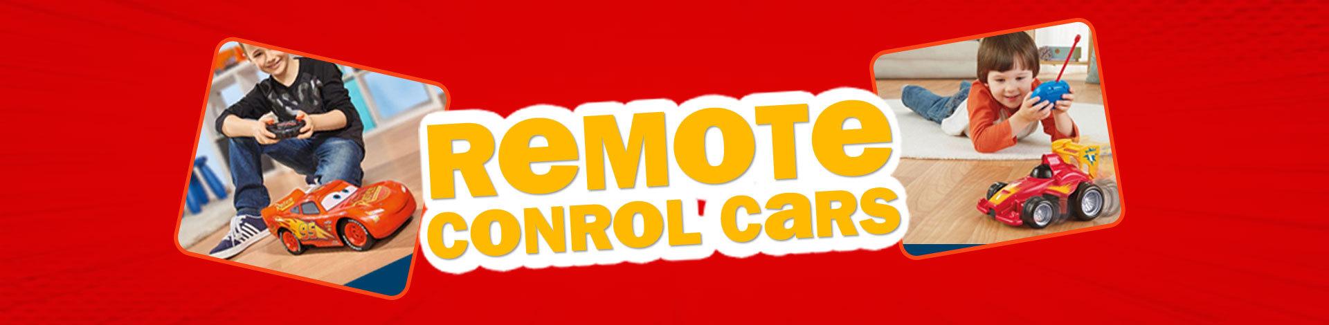 More Remote Control