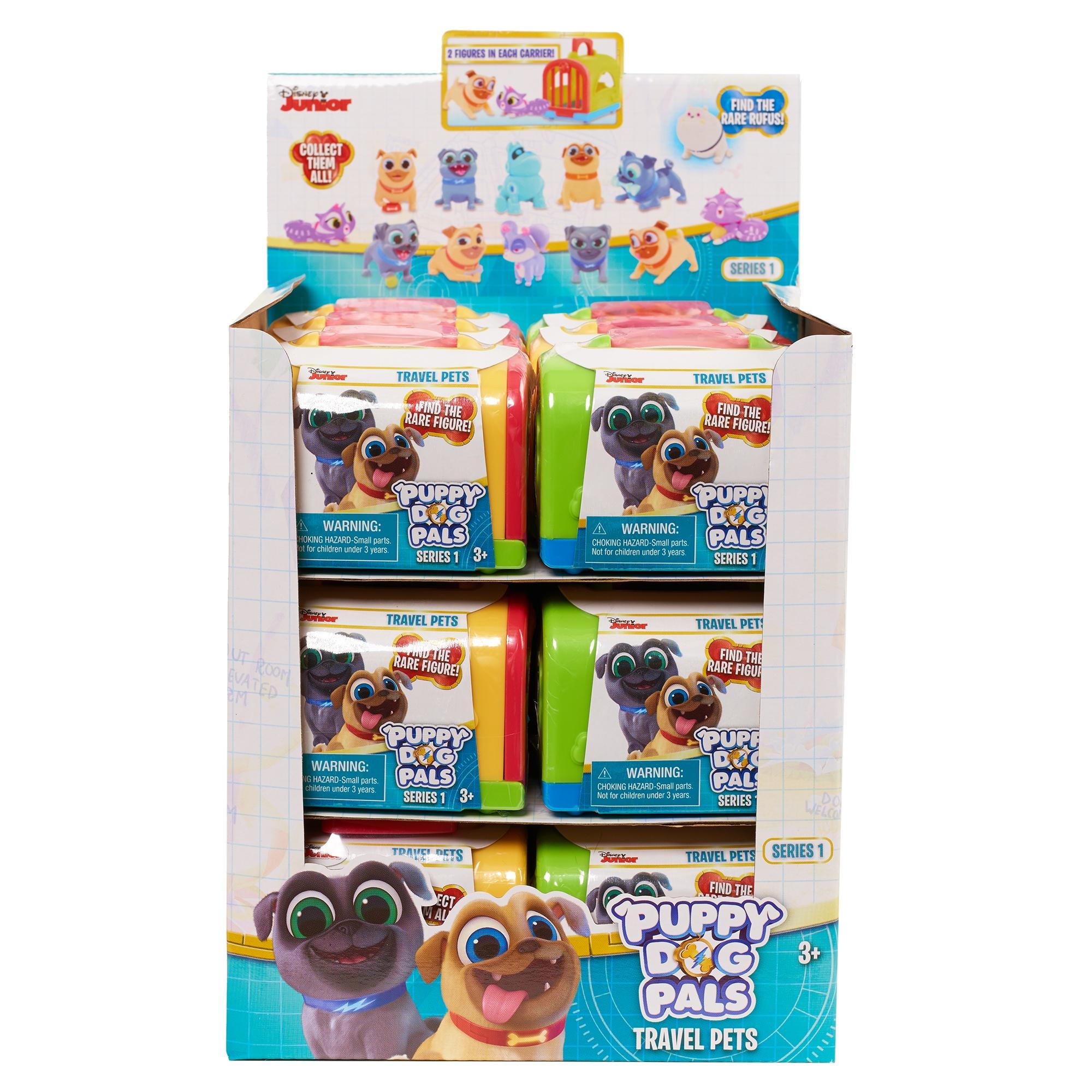 Puppy Dog Pals Travel Pets 94075 Toymate 3