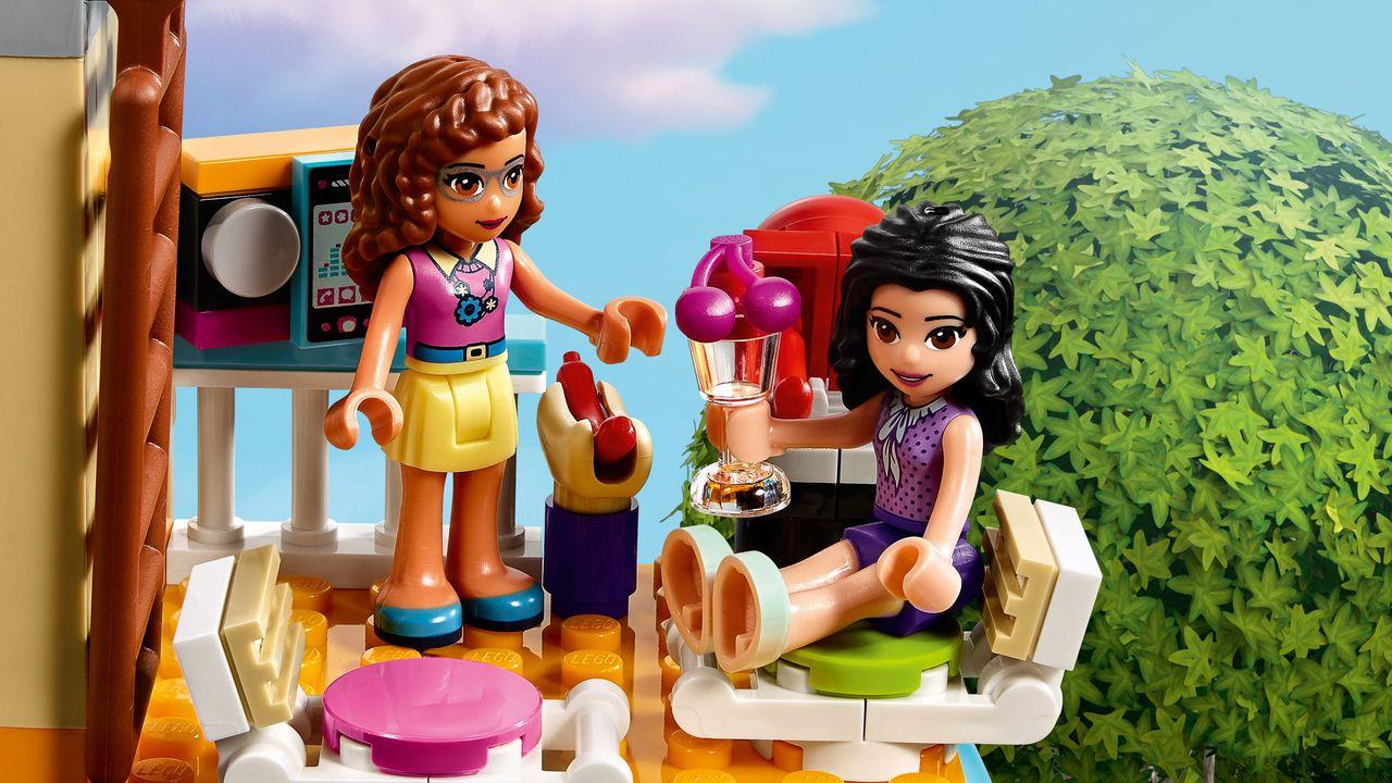 Lego Friends Friendship House 41340 Toymate