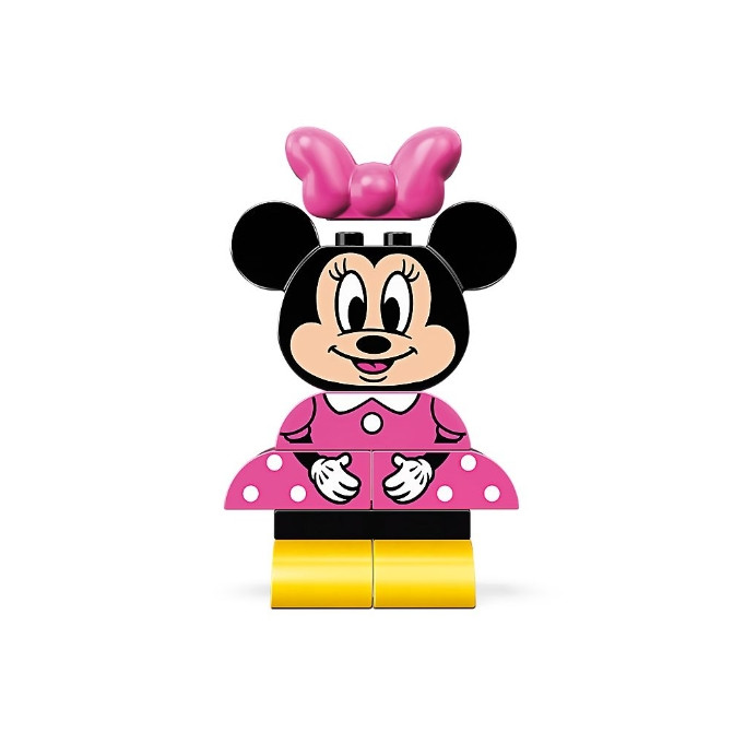 Lego 10897 Duplo My First Minnie Build Toymate