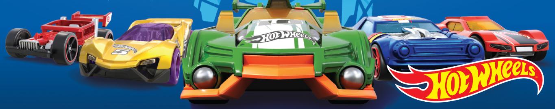 Licensed Hot Wheels