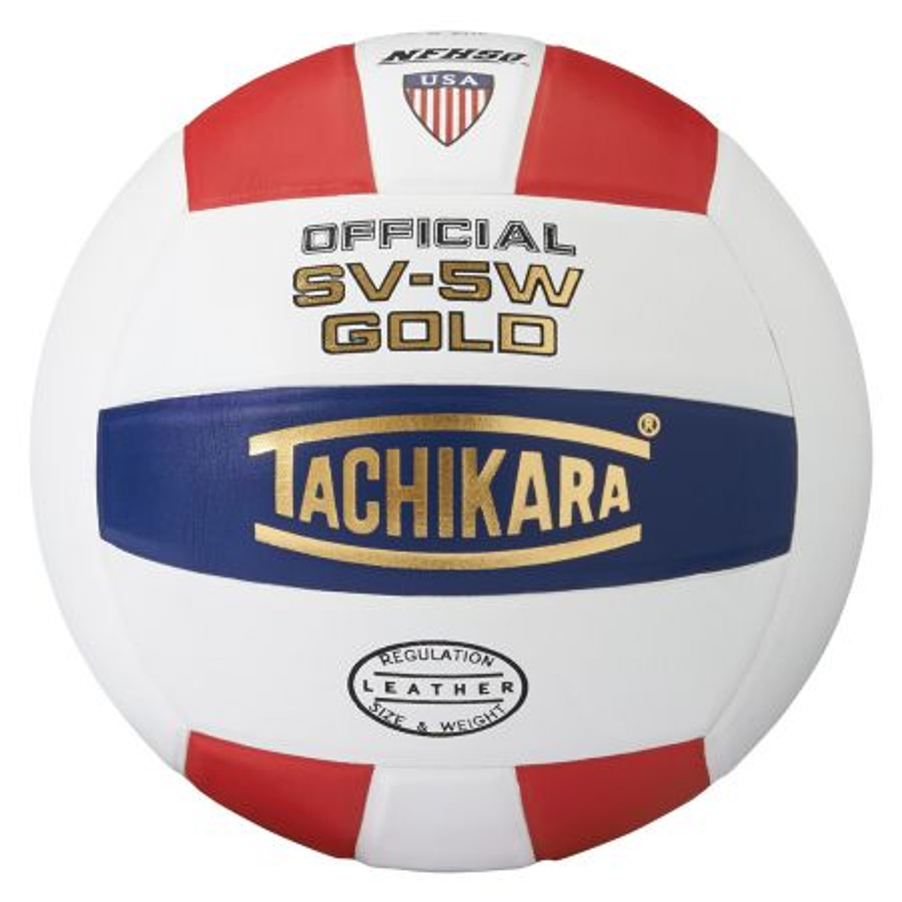 Tachikara Sv5w Gold Volleyball
