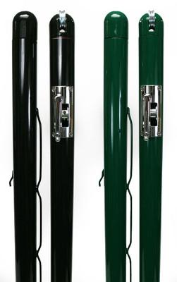 Premier RD posts (green/black)