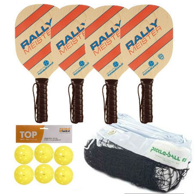 Rally Meister School Net Set (poles not included)