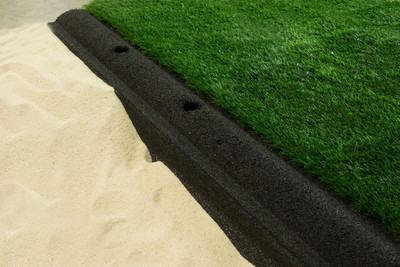 rubber curb edging