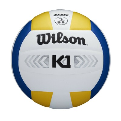 k1 silver - yellow blue white