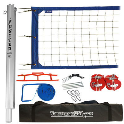 2 inch ATS competitive volleyball system
