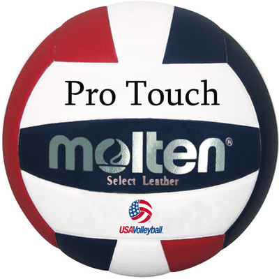 Molten Pro Touch Volleyball