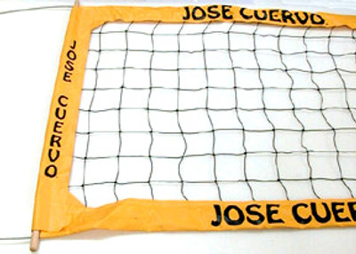 "JC-PBN4: 4"" Jose Cuervo Professional Pro Beach Power Net"