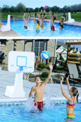 Volleyball / Basketball Combo System