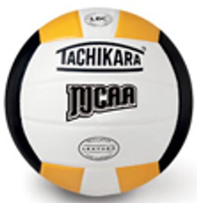 Tachikara NJCAA Gold/White/Black Premium Leather