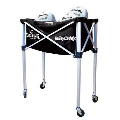 Spalding Volleyball Caddy Ball Cart