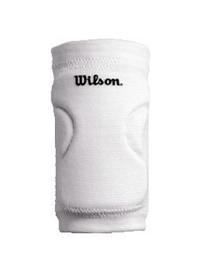 Wilson Profile White Knee Pads