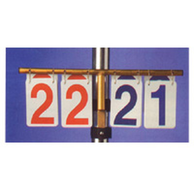 Upright Pole Mountable Scoreboard