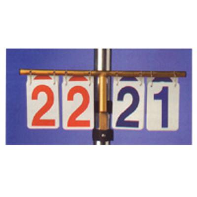 Upright Pole Mountable Scoreboard