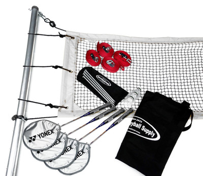 badminton volleyball system