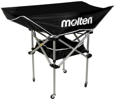 Molten Hammock Style Ball Cart - Black