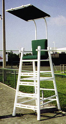 Outdoor PVC Beach Volleyball Referee Stand