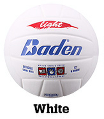 Baden Light VX450L Volleyball - White