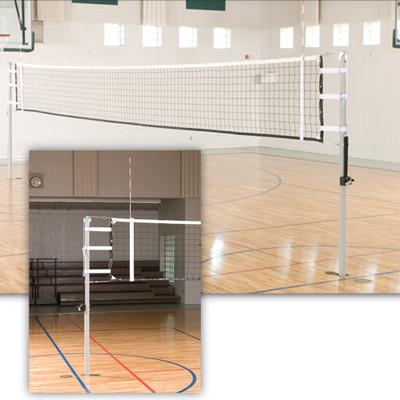 VX10 International Telescoping Volleyball Pole - Indoor Volleyball Pole