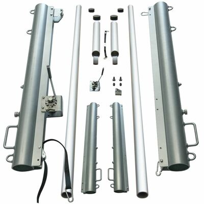 bazooka system components
