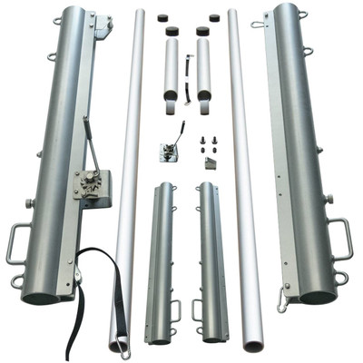 bazooka system components