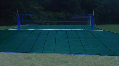 High End Mesh Court Cover