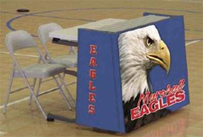 Portable Scorers Table