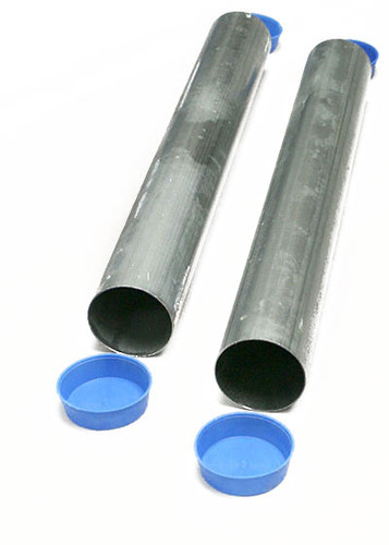 "2-7/8"" Aluminum Tennis Ground Sleeves"