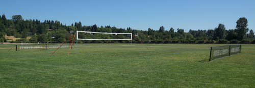 3' Ball Stop Fence