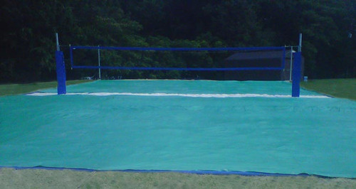 Green Court Cover