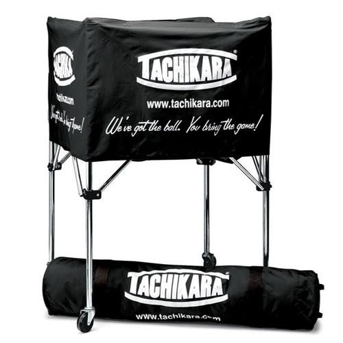 Tachikara Deep Basket Style Ball Cart - Black