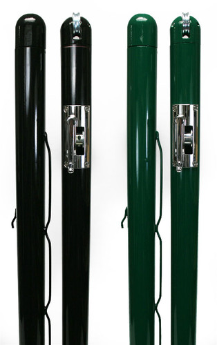 Premier RD posts (green/black)