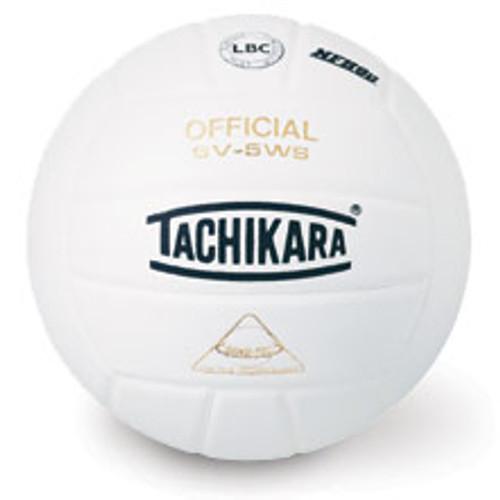 """Tachikara SV5WS """"Super Soft"""" White"""