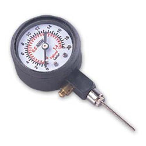 Volleyball Air Pressure Gauge