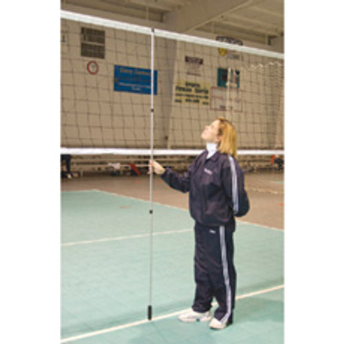 Volleyball Net Measuring Setter