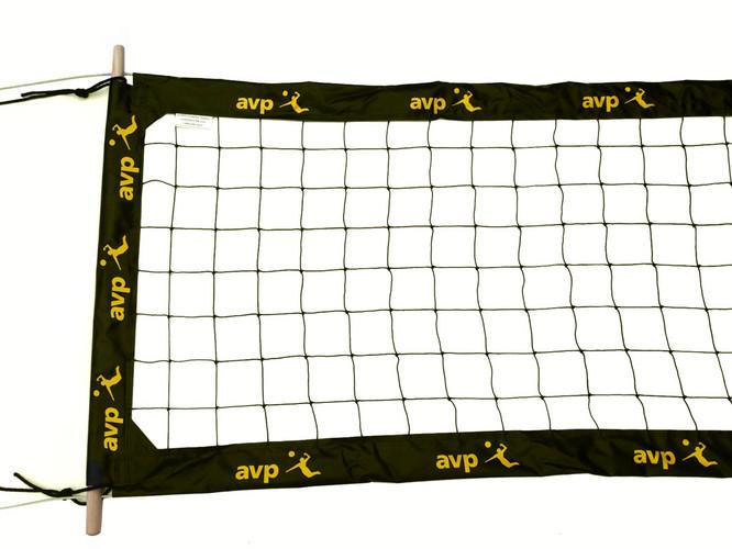 "AVP-PBN4: 4"" Professional AVP Volleyball Net"