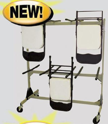 School Spirit Event Chair Transport Cart
