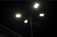 20 ft.  Quad-Head LED-VCL Volleyball Light