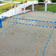 kirkland printed netting volleyball net