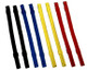 Colored Ultra Velcro 2 Piece Volleyball Antenna Set