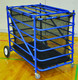 JP Lockable Ball Cart