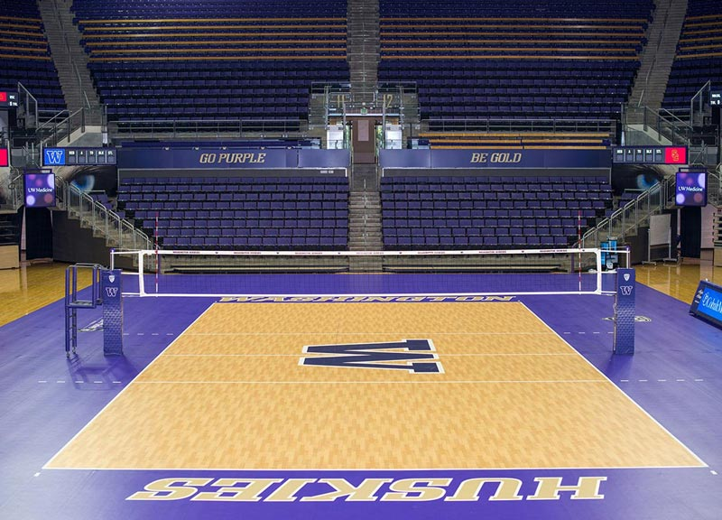 UW Indoor Court