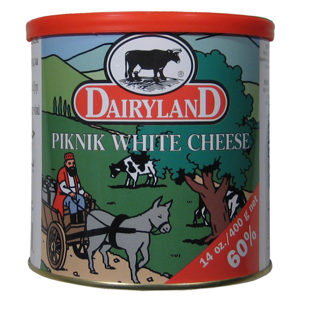 DAIRYLAND PIKNIK CHEESE (400G)