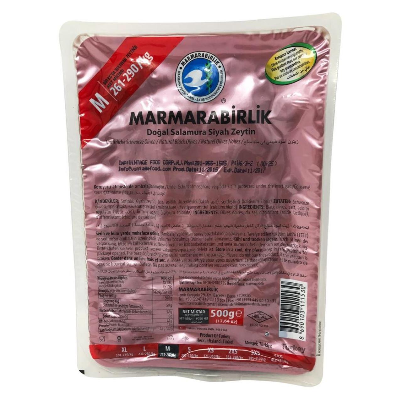 MARMARABIRLIK SUPER-GEMLIK (500G) Pinkish Pack (M)