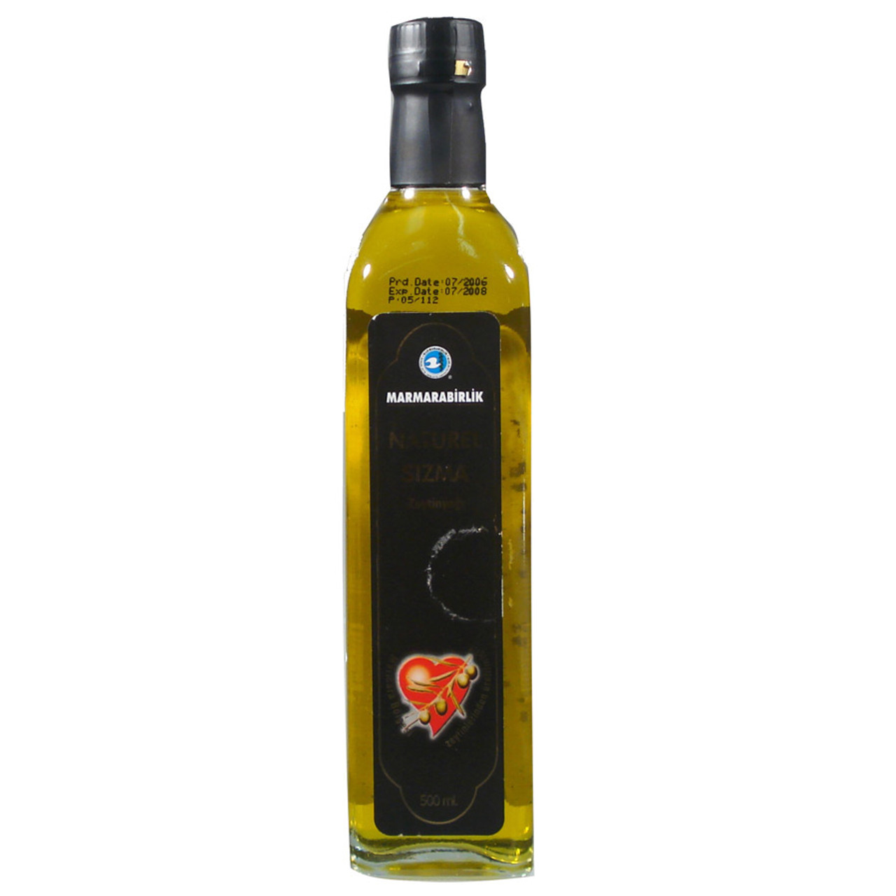 MARMARABIRLIK EXTRA VIRGIN OLIVE OIL (500ML)