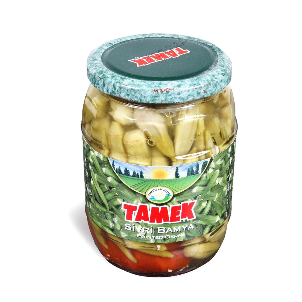 TAMEK OKRA POINTED (720ML)